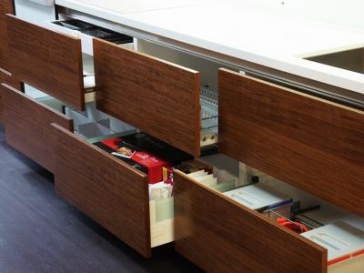 выдвижные ящики blum intivo и blum tandembox