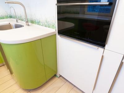 встраиваемая посудомоечная машина под духовым шкафом