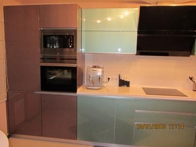 мини духовой шкаф  и свч печь