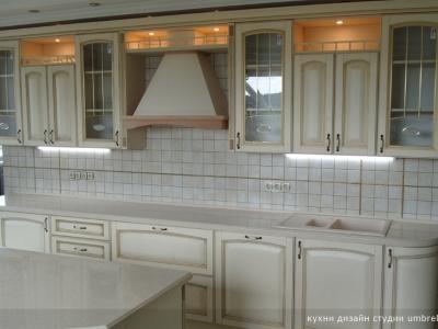 дополнительная подсветка под кухней
