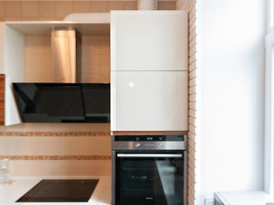 ящики кухни открываются нажатием