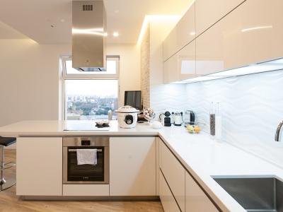 Светодиодные полки для кухни - удобно и красиво