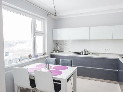 одно из главных условий к любой кухне- достаточное количество света