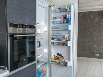 однодверная модель холодильника