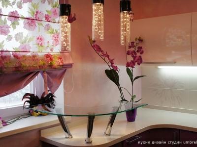 светильники имеют оригинальную форму цепочки светящихся шариков