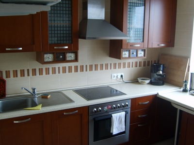 столешница кухни -постформинг