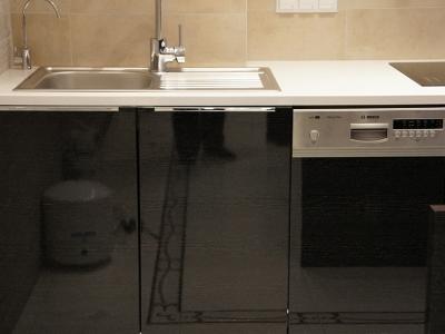 посудомоечная машина с внешним управлением