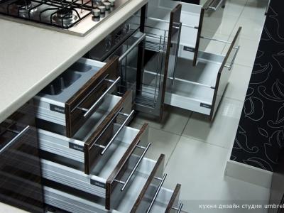 вместительные и функциональные ящики blum tandembox