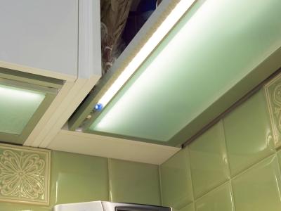 светодиоды дают равномерный достаточный свет