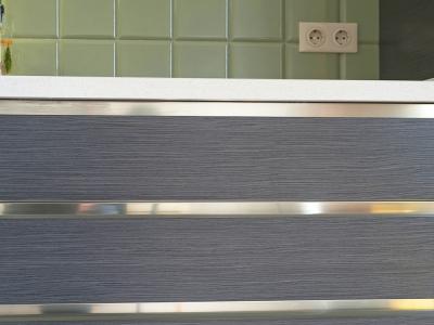 алюминиевые профили для открывания фасадов