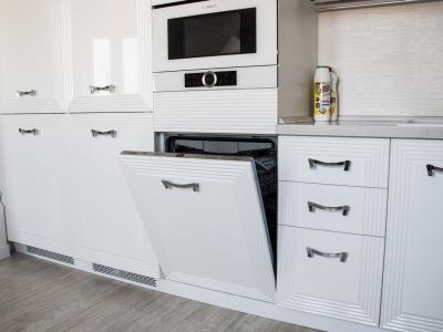 встроенная стиральная машина нашло свое место