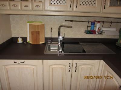 накладная мойка для кухни из нержавеющей стали