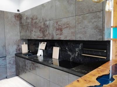 Фасады из керамогранита - ультрасовременное решение для кухни