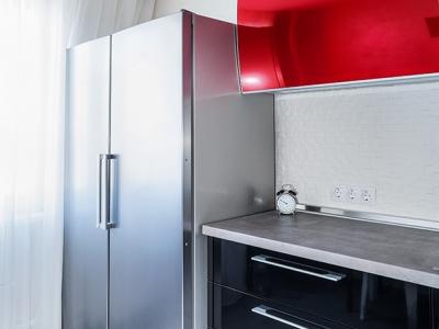 холодильник s'b's для хранения большого числа продуктов под рукой