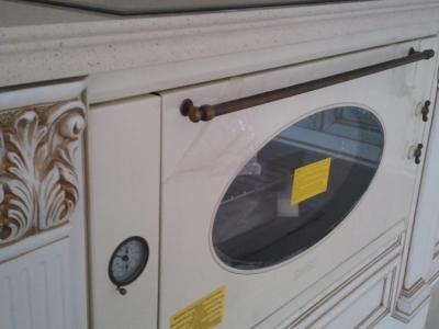 декоративное оформление духового шкафа в классическом стиле