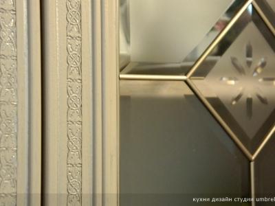 изысканное итальянское стекло с фацетом