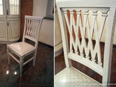 стулья из коллекции руджери