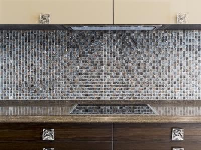 интегрированная варочная панель кухни и встраиваемая вытяжка