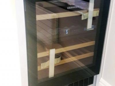 Холодильник для вина от немецкого производителя Liebherr