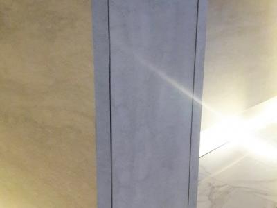 Дополнительный шкаф для хранения в зоне барной стойки