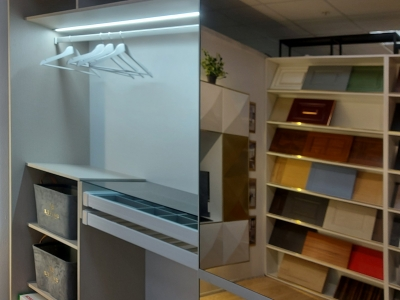Ультра-современный шкаф
