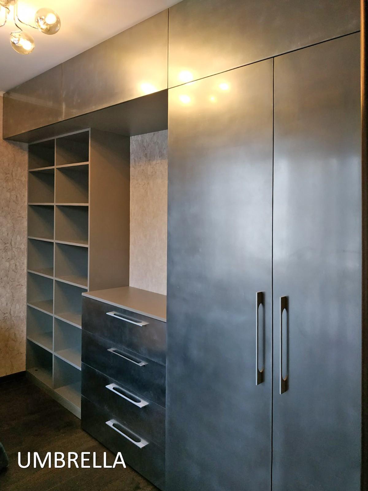 Шкаф под металл