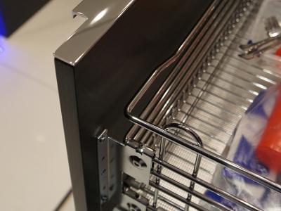 встраиваемая сушка под столешницу- отличная альтернатива сушке в верхнем шкафу кухни