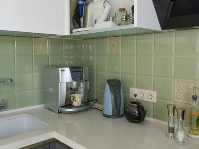 настольная кофемашина не займет много места