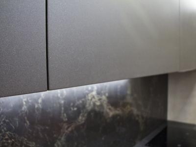 Фактуры бетона являются модными тенденциями международных выставок 2016г
