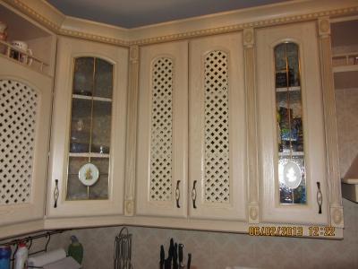 декоративные решетки на верхних ящиках