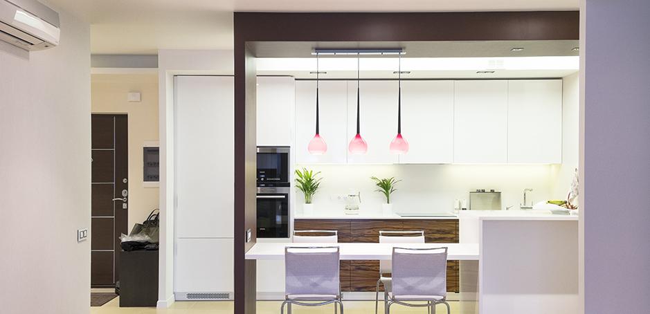 общий дизайн мебели и интерьера