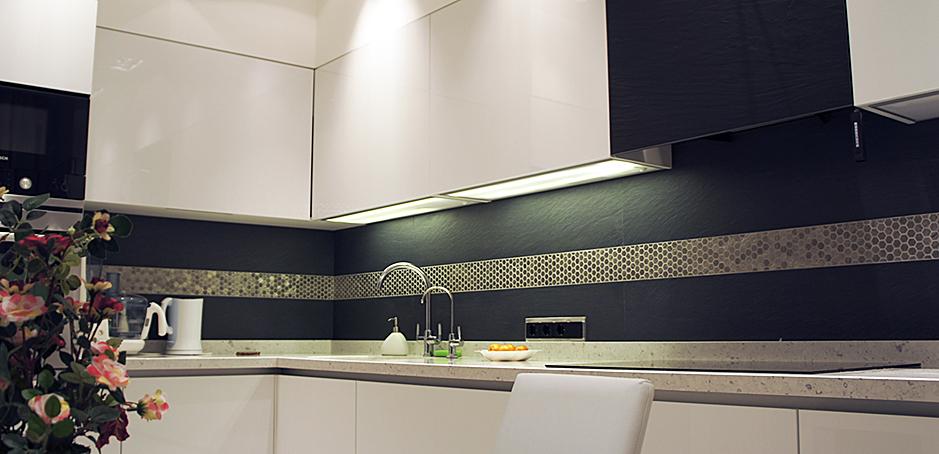 Комфортное освещение для вашей кухни